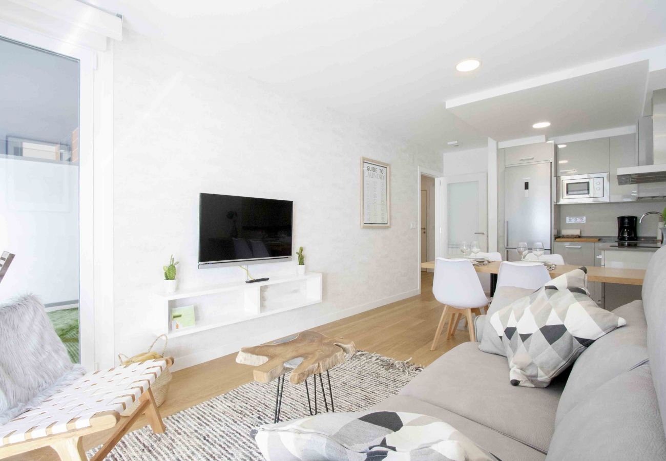 Apartamento en San Sebastián - BELLAGIO