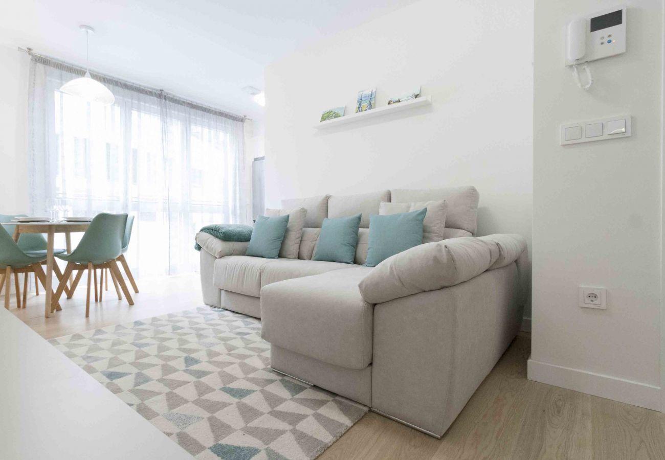 Apartamento en San Sebastián - SEATTLE