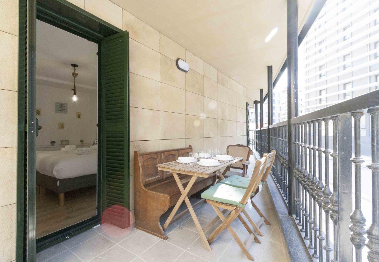 Apartamento en San Sebastián - CINECITTÀ
