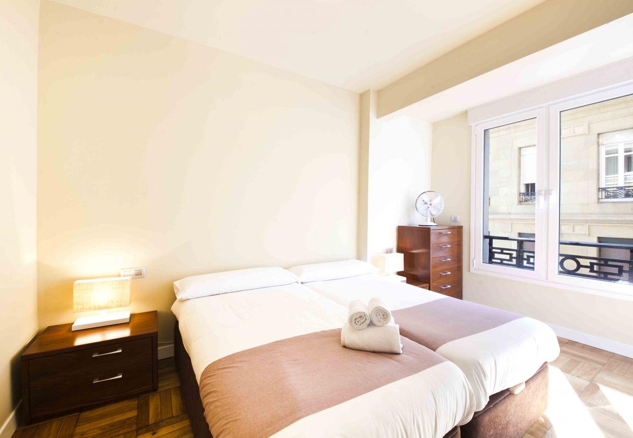 Apartamento en San Sebastián - ACQUA
