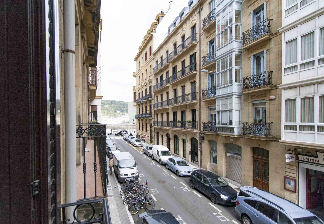 Apartamento en San Sebastián - LARREA