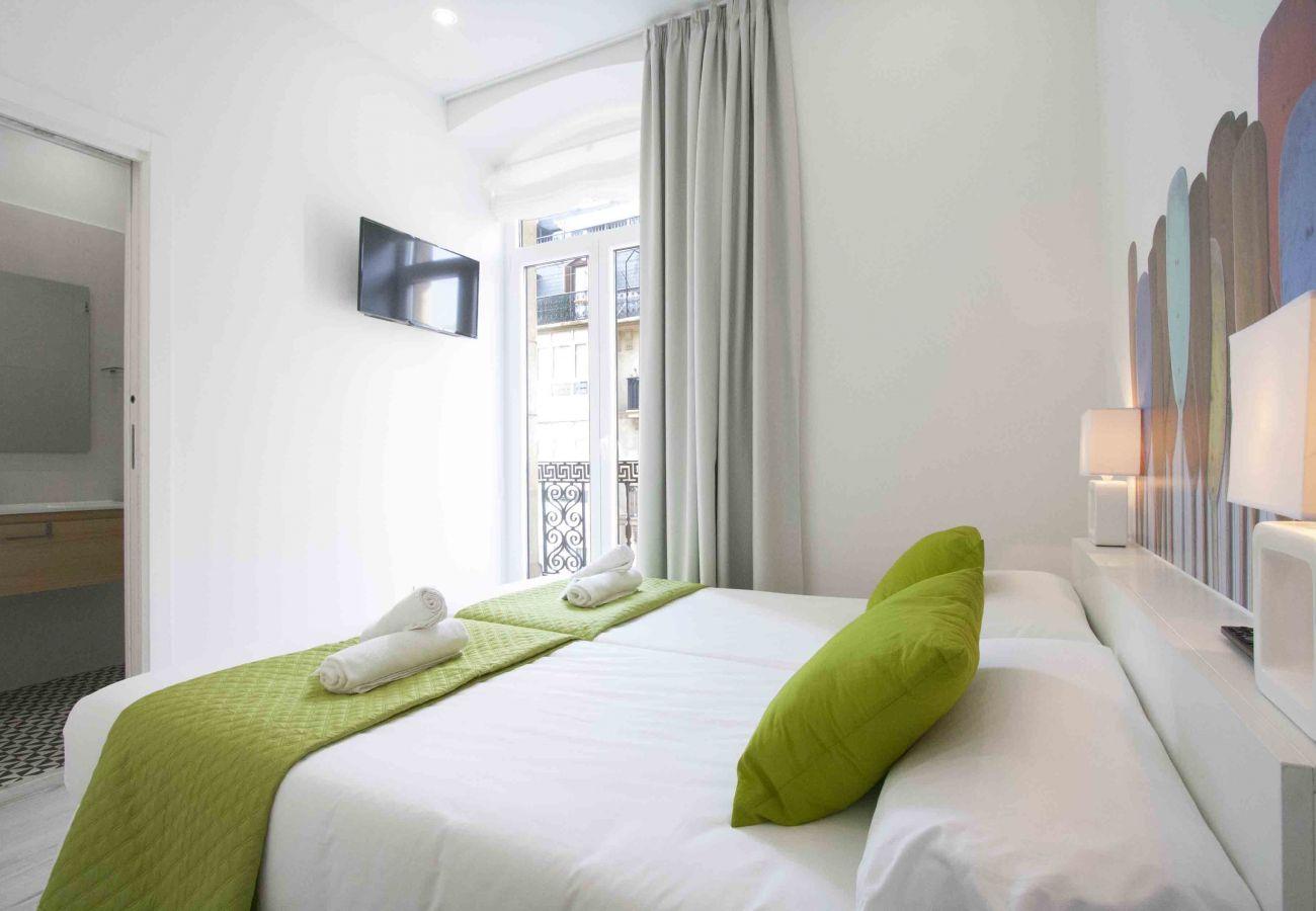 Apartamento en San Sebastián - OKENDO I