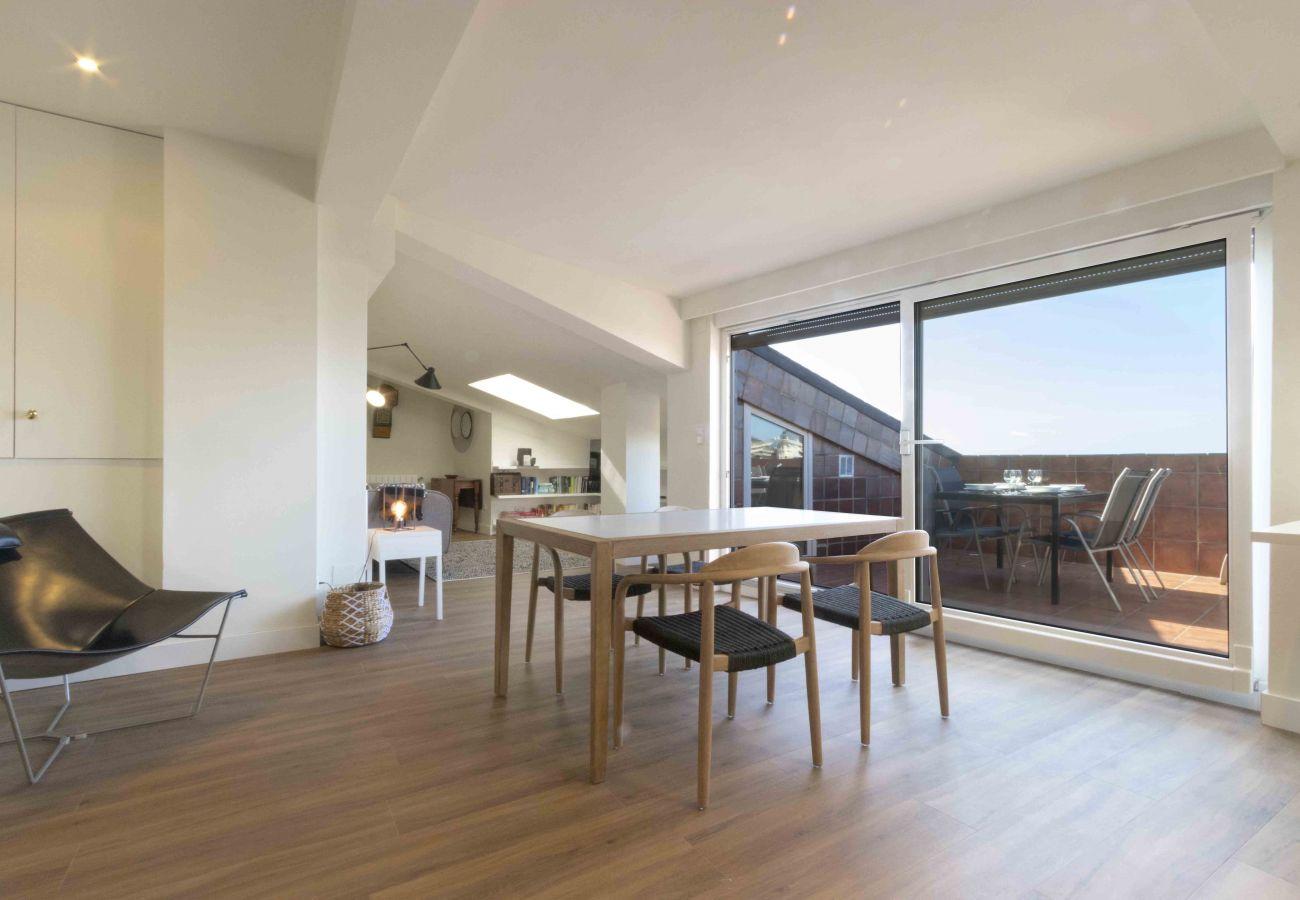 Apartamento en San Sebastián - COSTA