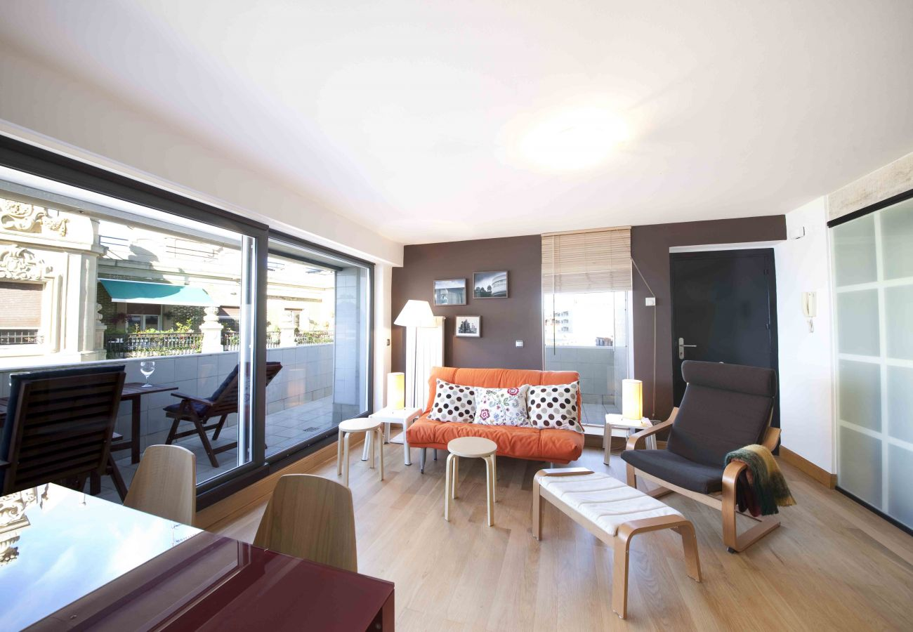 Apartamento en San Sebastián - NIZA