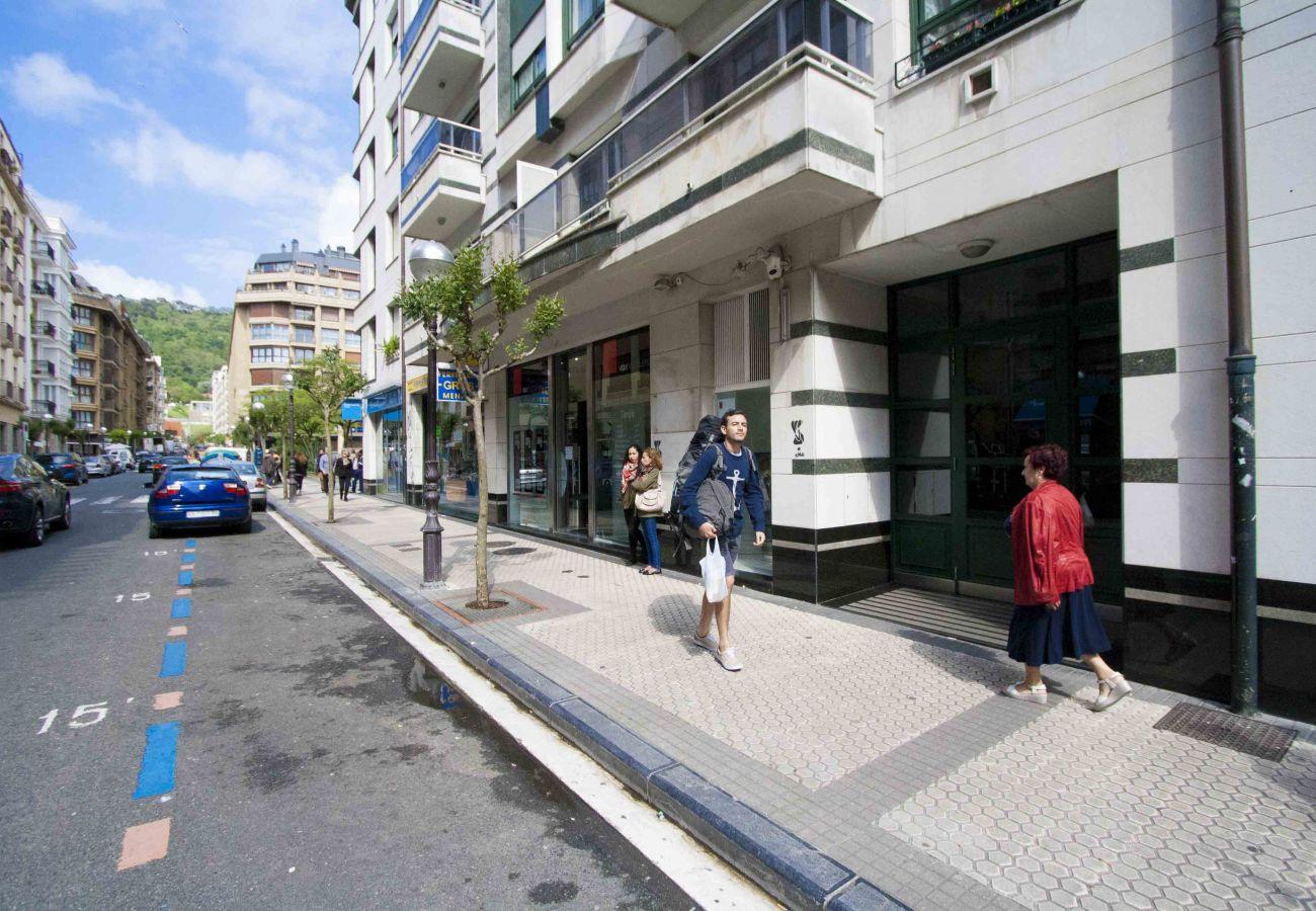 Apartamento en San Sebastián - BOUTIQUE