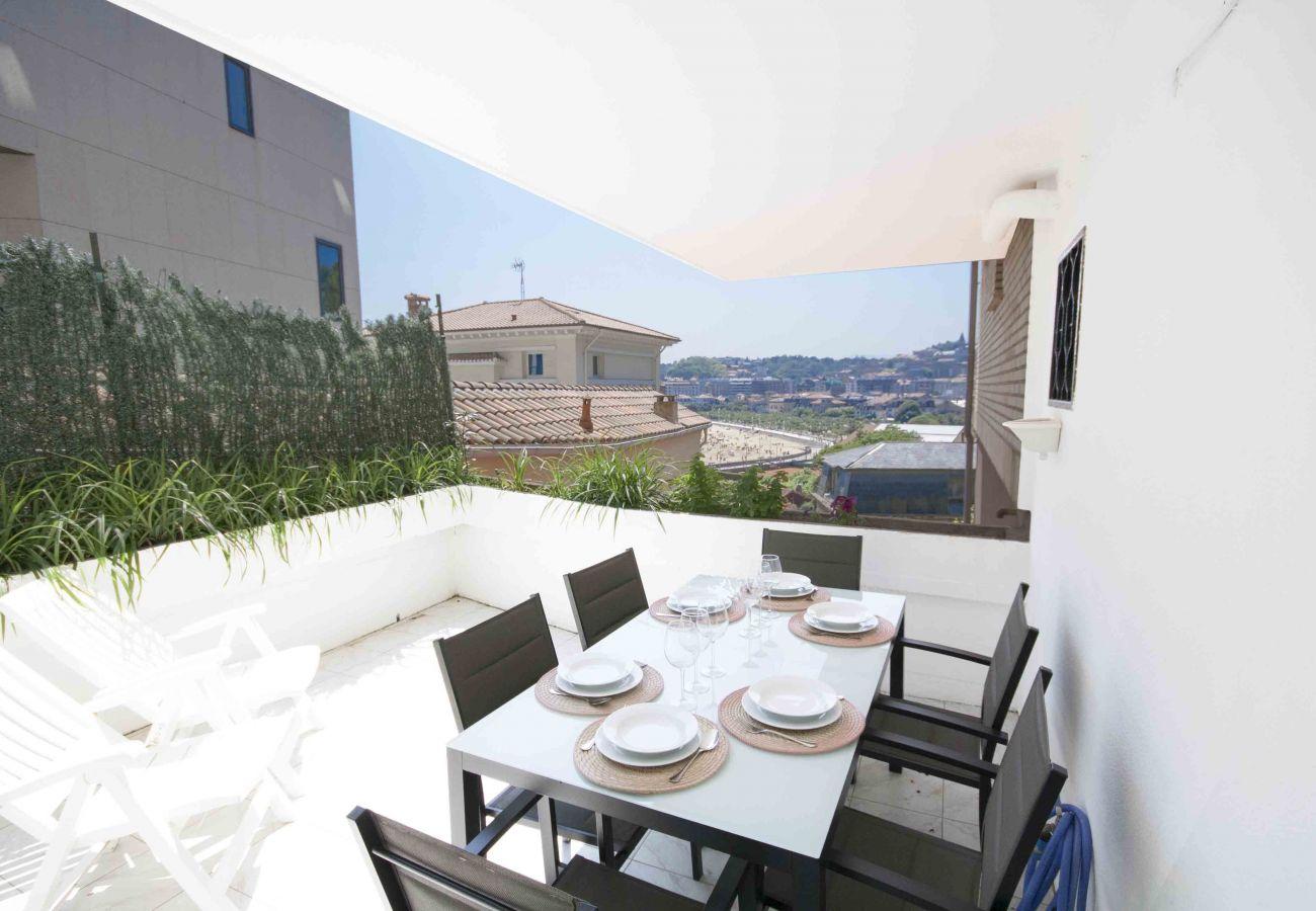 Apartamento en San Sebastián - CORAL