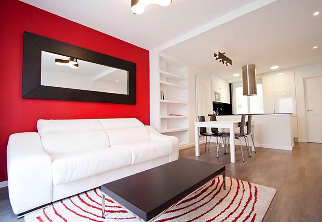 Apartamento en San Sebastián - DUNE