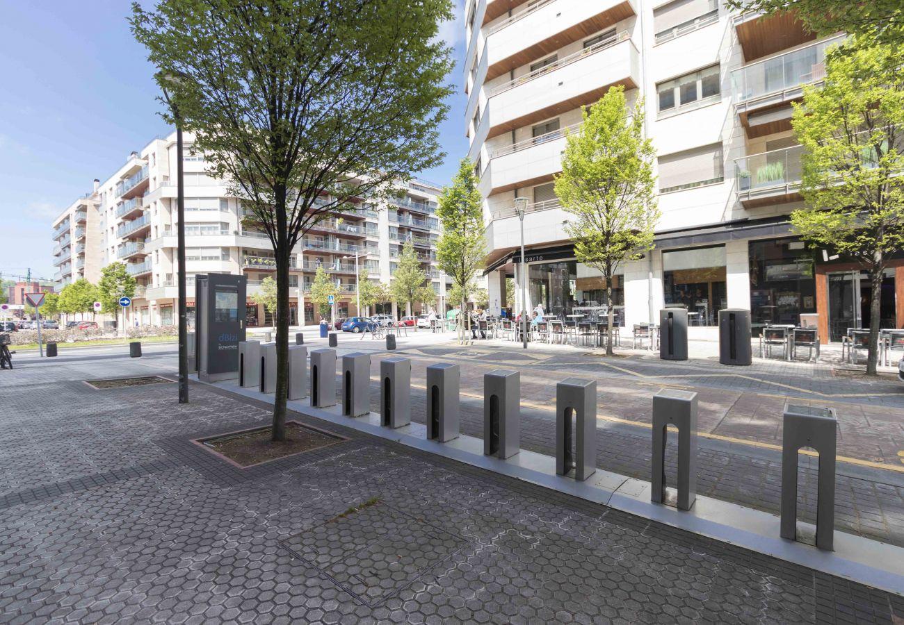 Apartamento en San Sebastián - HUMBOLDT