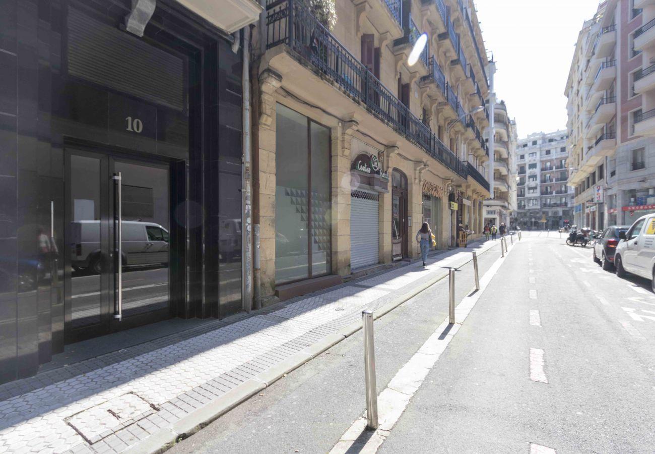 Apartamento en San Sebastián - VERSALLES