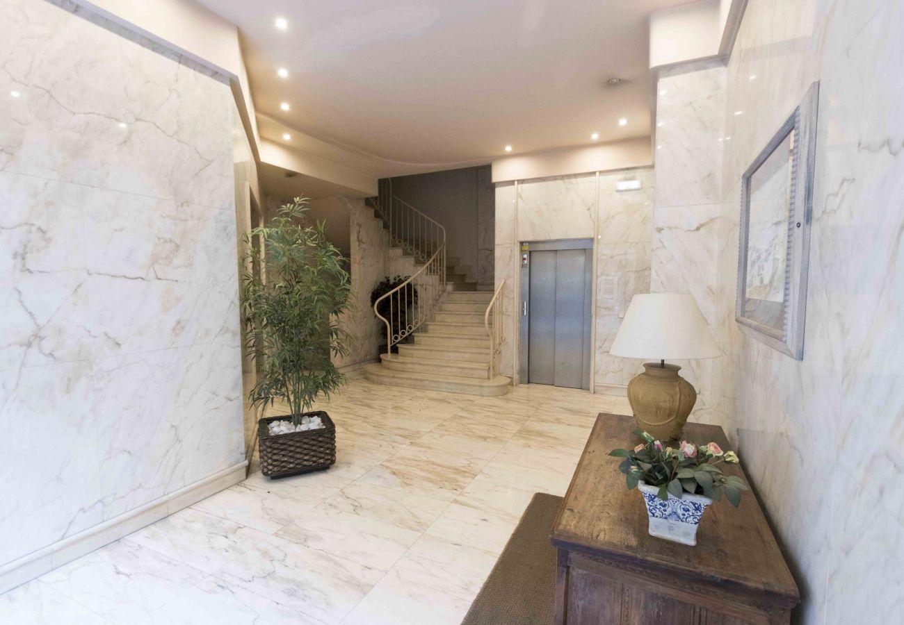 Apartamento en San Sebastián - DUPLEX DONIBANE