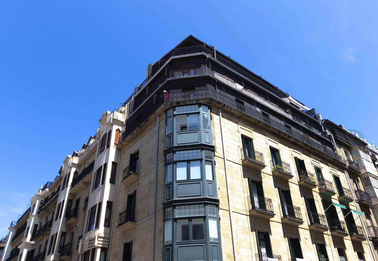 Apartamento en San Sebastián - URGULL
