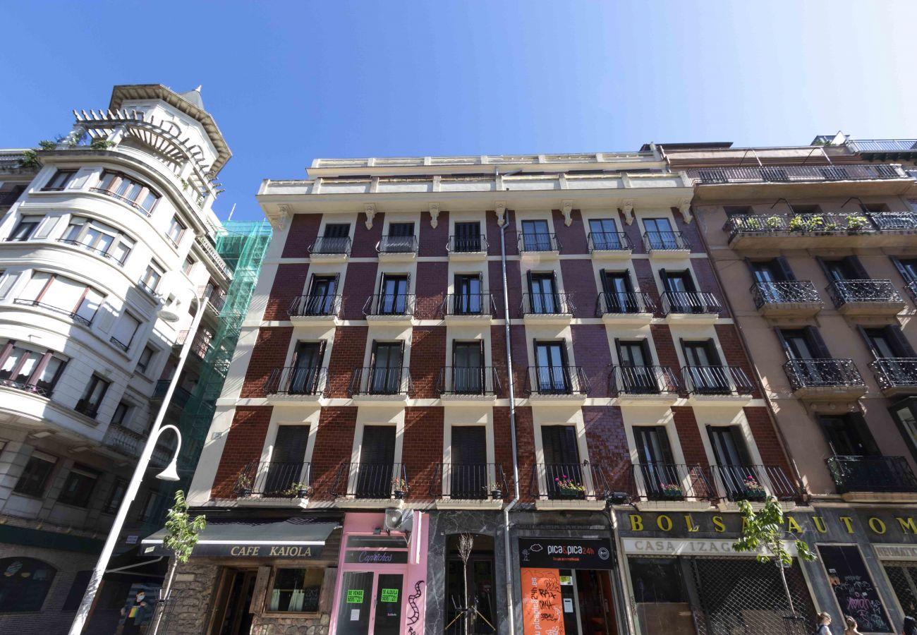 Apartamento en San Sebastián - MIRAKRUZ