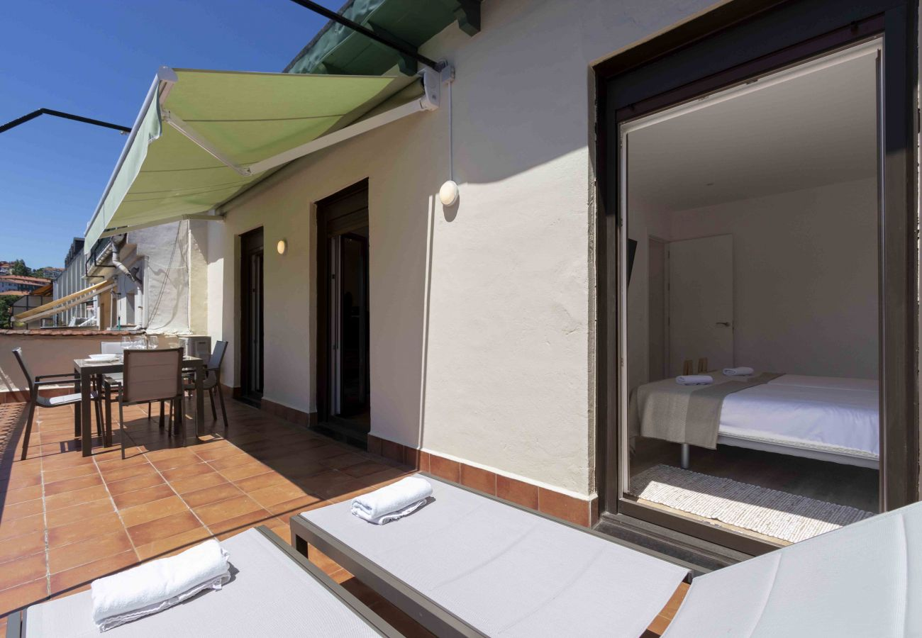 Apartamento en San Sebastián - MORAZA