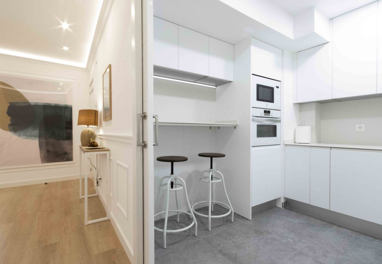 Apartamento en San Sebastián - BELVEDERE