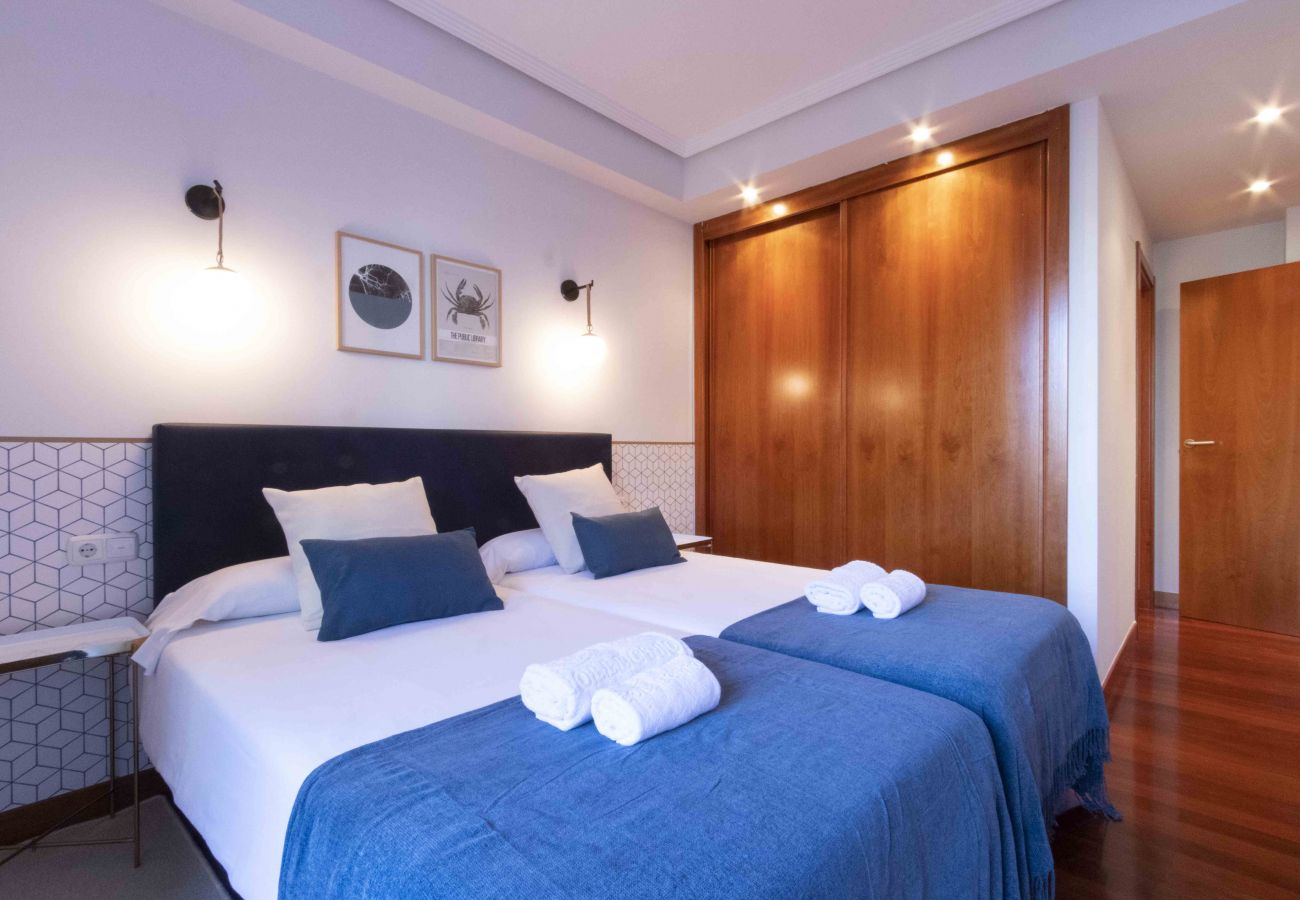 Apartamento en San Sebastián - ERRIBERA