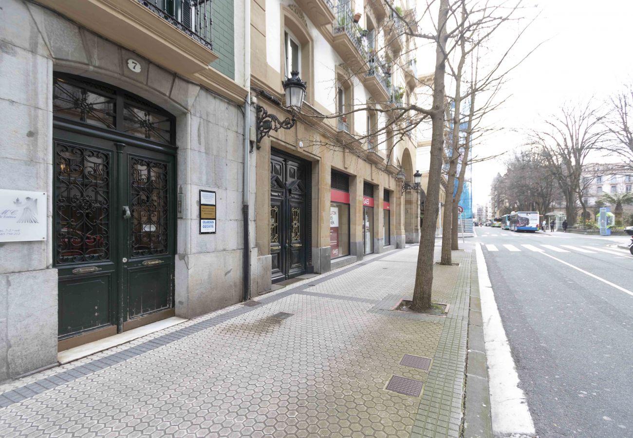 Apartamento en San Sebastián - LEGAZPI
