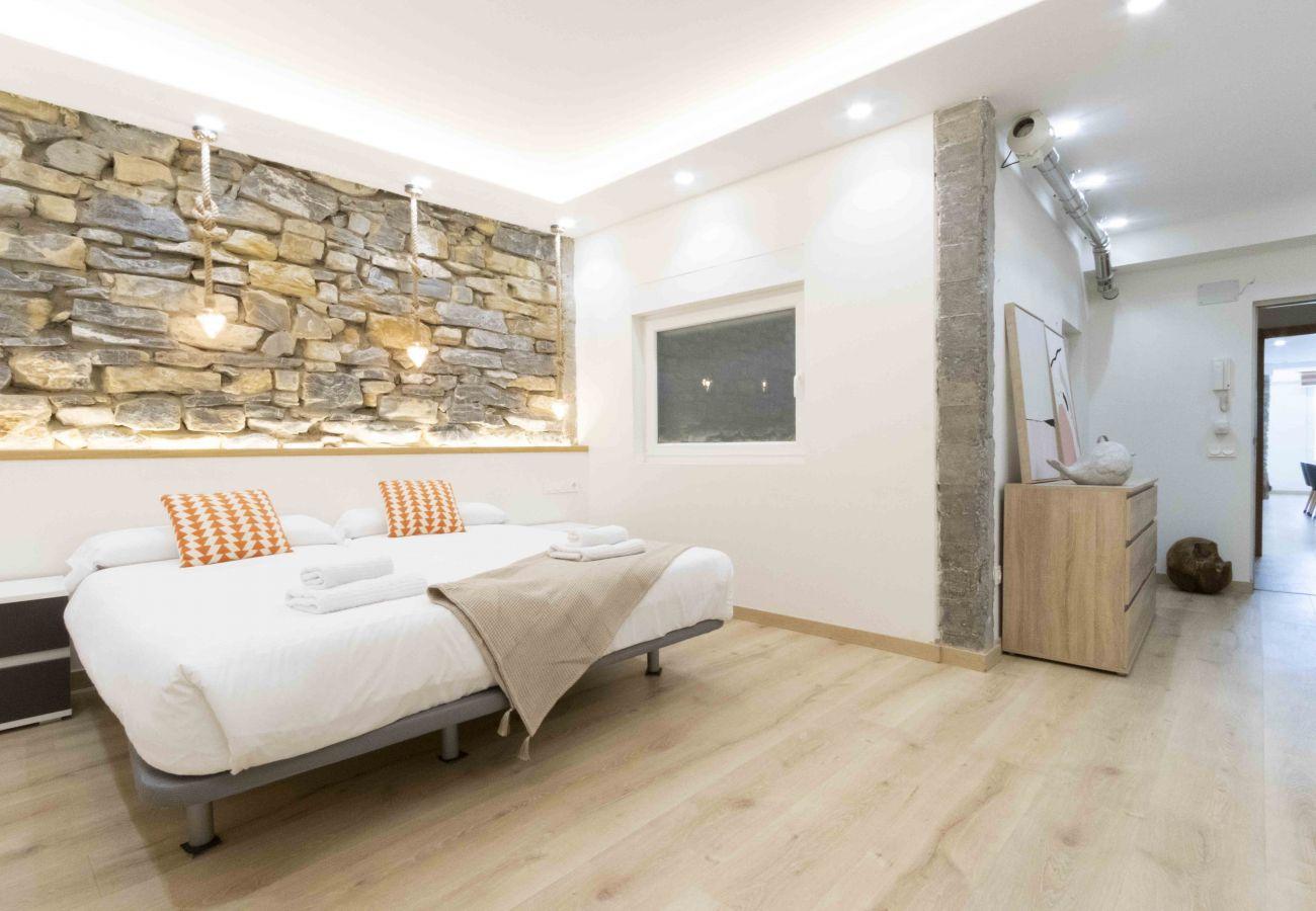 Apartamento en San Sebastián - MONPAS