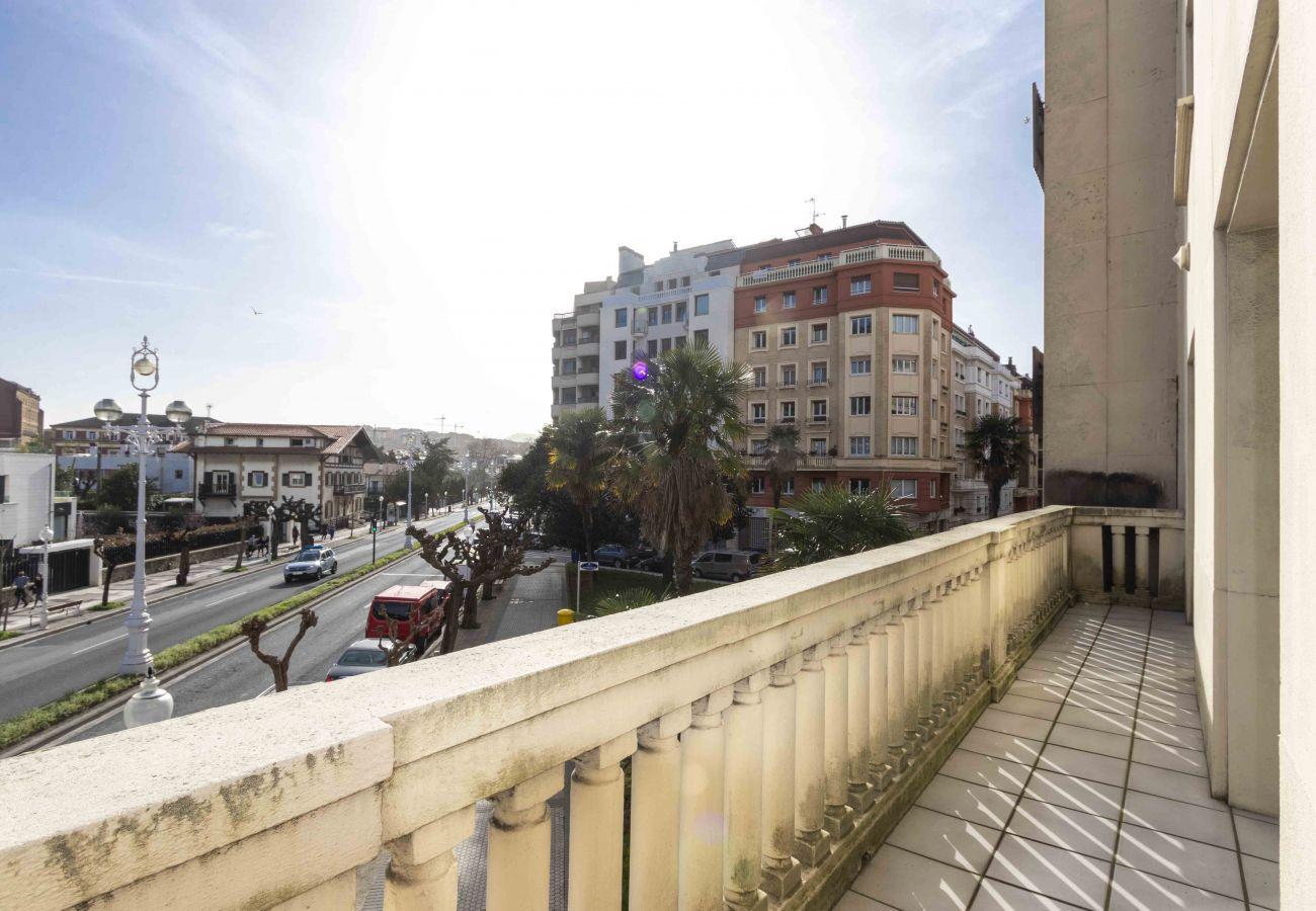 Apartamento en San Sebastián - ELKANO