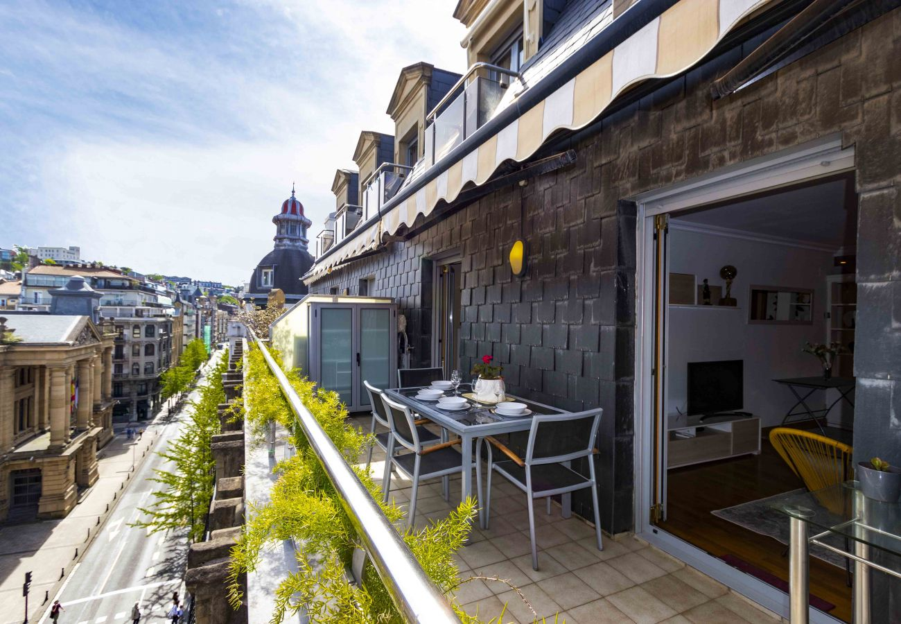 Apartamento en San Sebastián - AIRE DE LA CONCHA