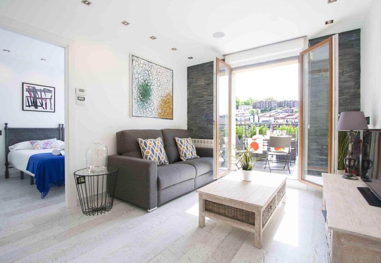 Apartment in San Sebastián - DA VINCI