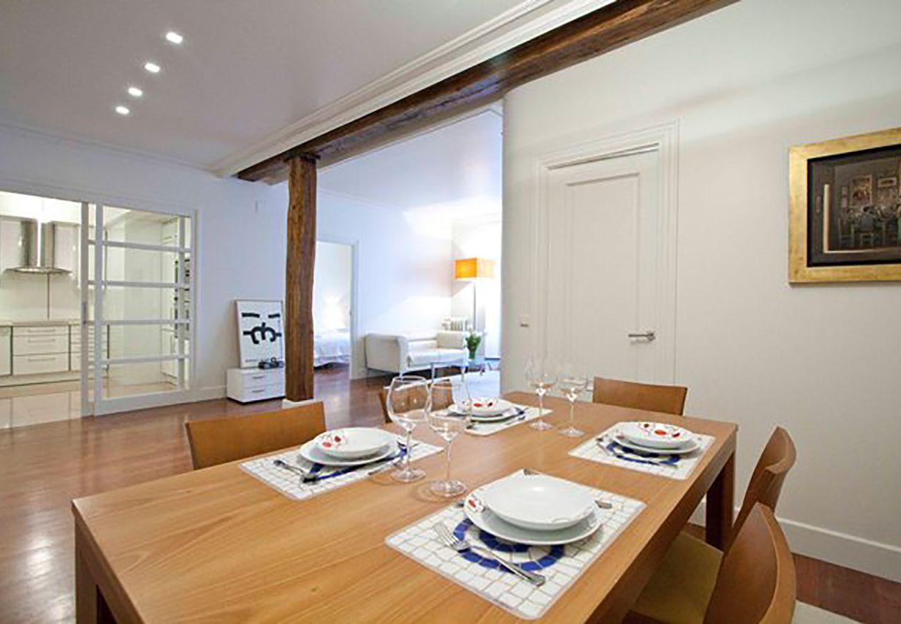 Apartment in San Sebastián - LEONARDO