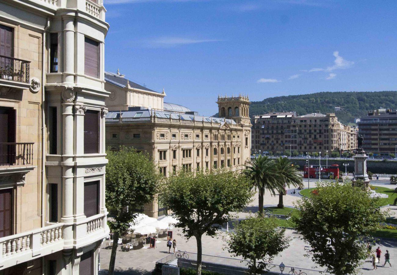 Apartment in San Sebastián - OKENDO I