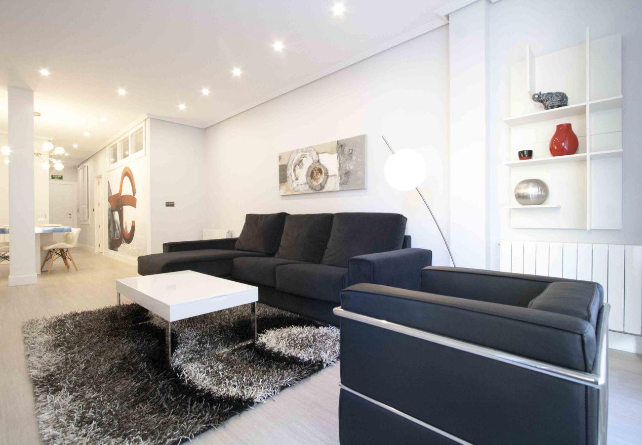 Apartment in San Sebastián - SEASIDE