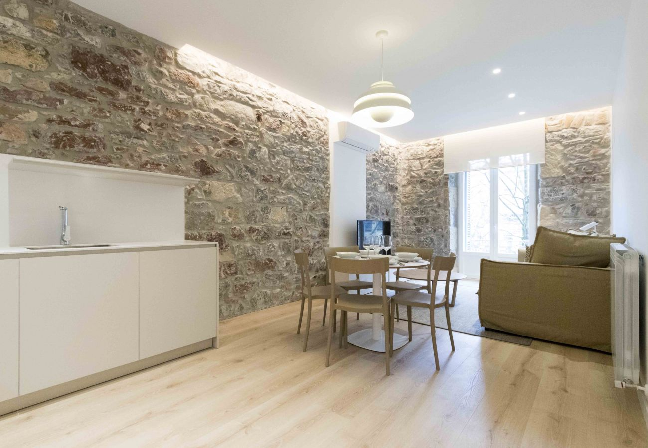 Apartment in San Sebastián - BUEN PASTOR I