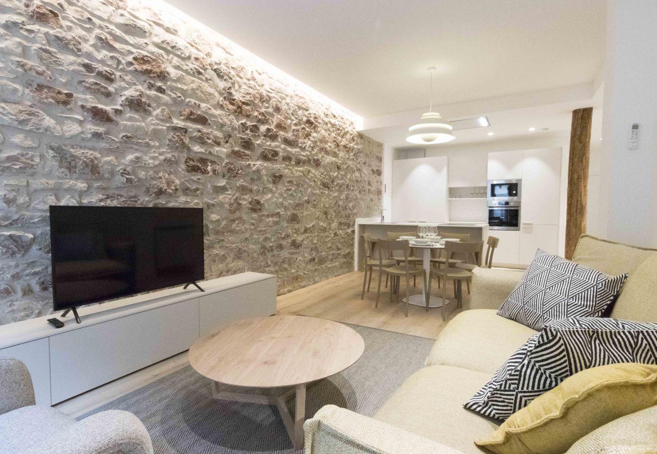 Apartment in San Sebastián - BUEN PASTOR II