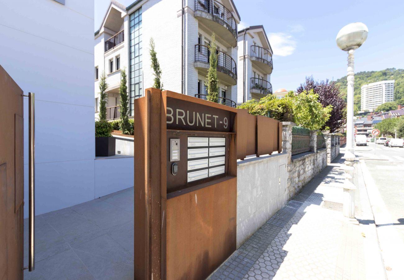 Apartment in San Sebastián - BRUNET V