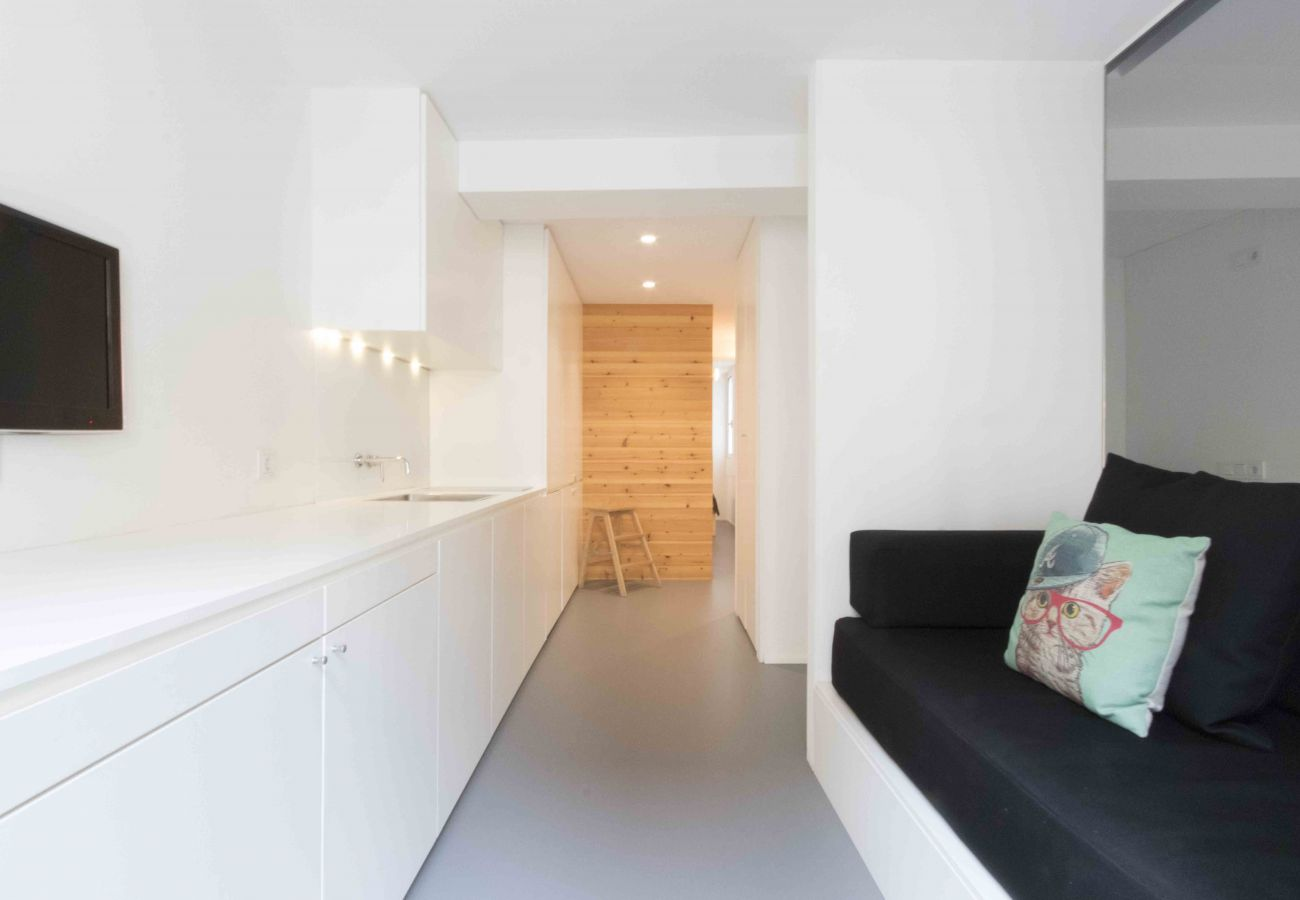 Apartment in San Sebastián - GORBEIA