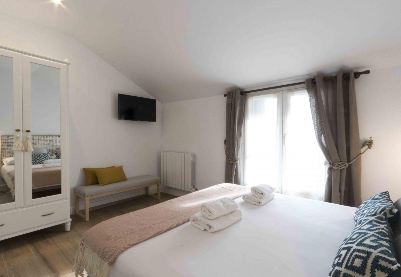 Apartment in San Sebastián - ATLANTIC