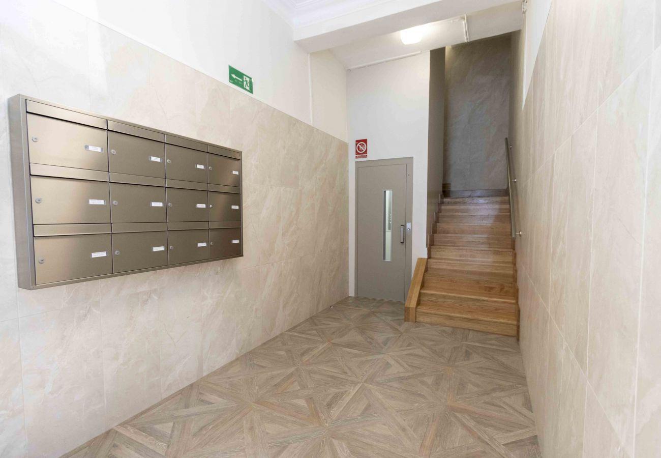 Apartment in San Sebastián - URGULL