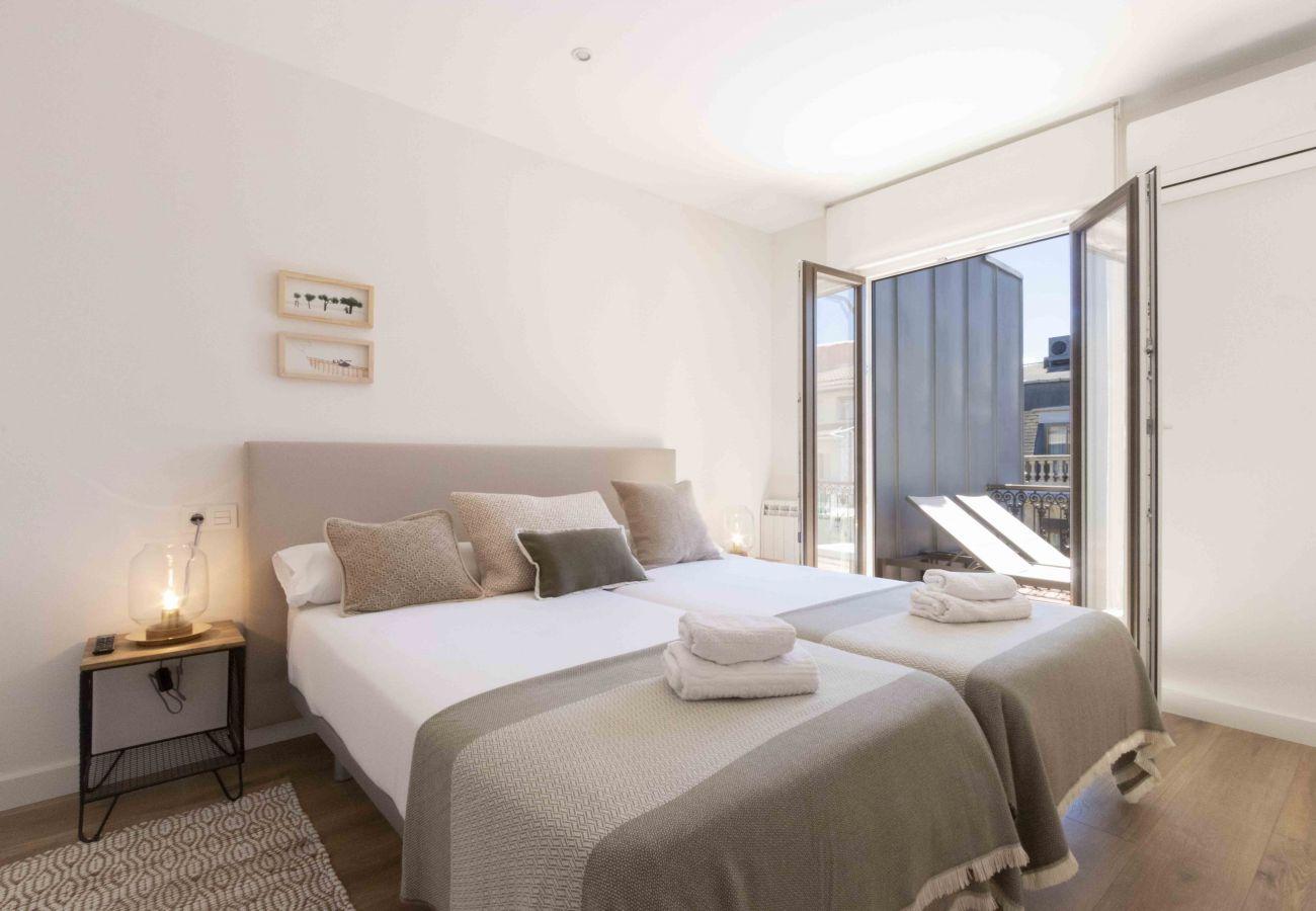 Apartment in San Sebastián - MORAZA