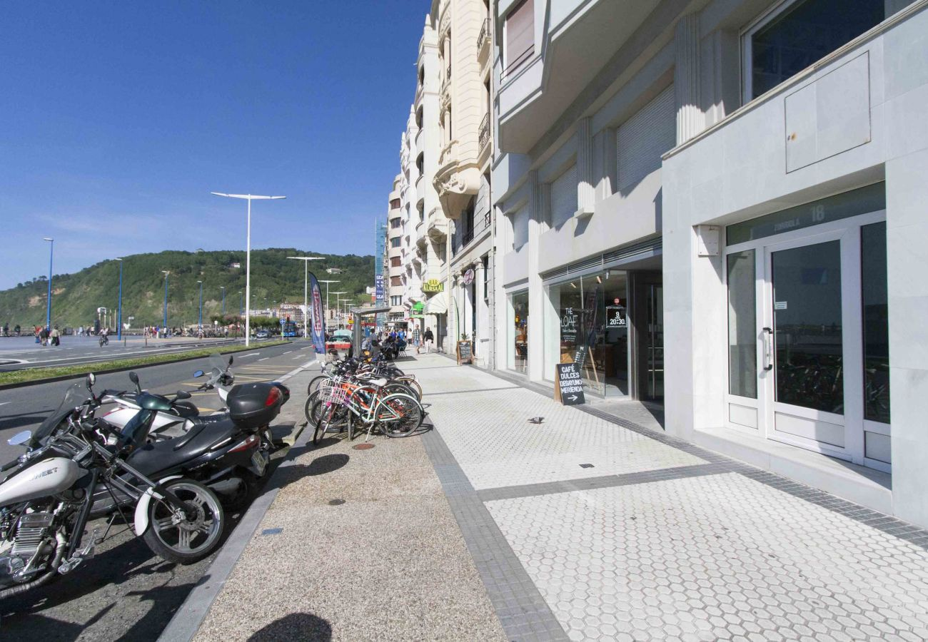 Apartment in San Sebastián - GROS BEACH