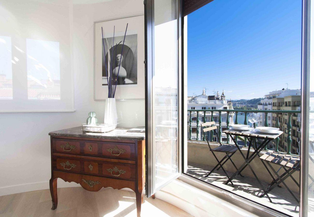 Apartment in San Sebastián - SUNSET V