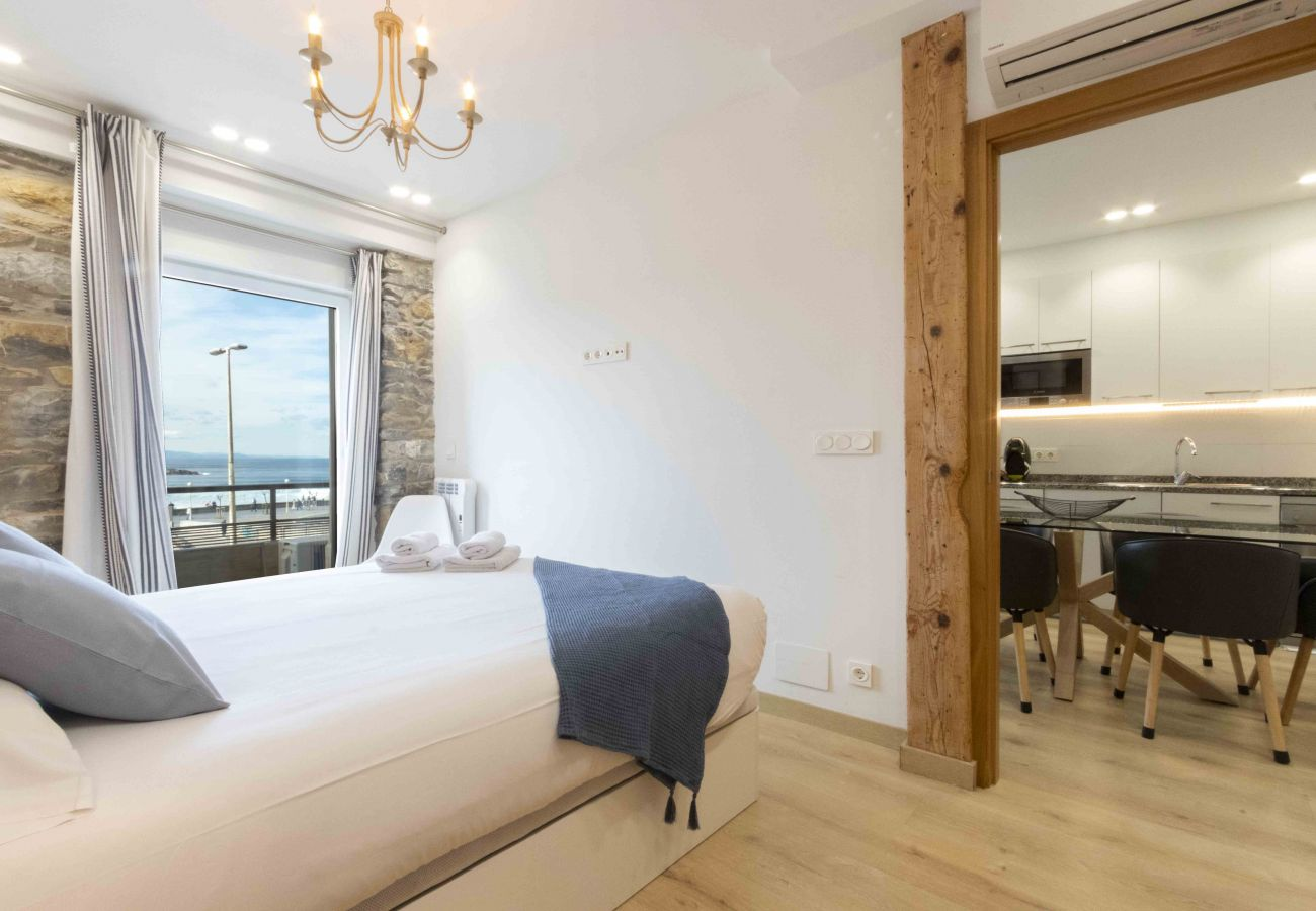 Apartment in San Sebastián - MONPAS