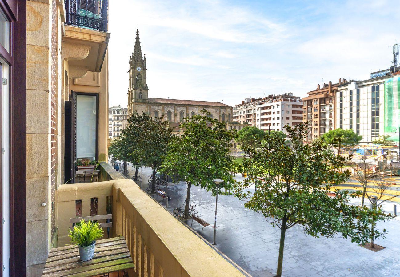 Apartment in San Sebastián - JOY