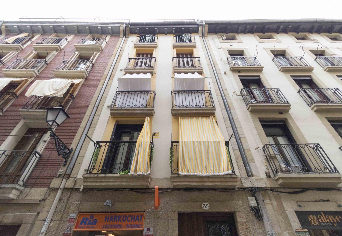 Appartement à San Sebastián - GORBEIA