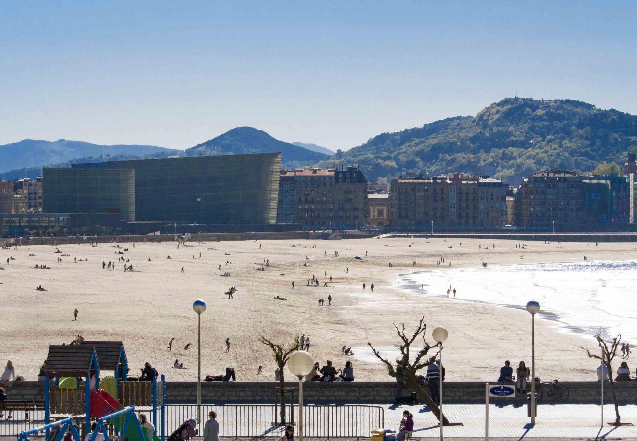 Appartement à San Sebastián - MONPAS